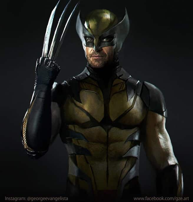 What Hugh Jackman Would Have Looked Like In Wolverine Suit